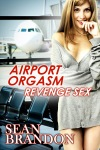 Airport Orgasm: Revenge Sex