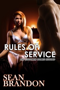 Rule sof Service, The customer Comes Second